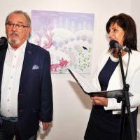 :: Kodály László festőművész kiállítása Monorierdőn